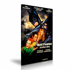 Batman Forever Movie Retro Canvas Home Office Wall Art ~ Many Size from 12.99