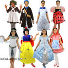 GIRLS DRESSING UP FANCY DRESS COSTUMES BOOK WEEK PRINCESS WORLD BOOK DAY SCHOOL