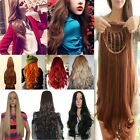 "25""63cm 3/4 Full Wigs no Bang Lady Sexy Party/Dancing/Cosplay Hair Wig by UPS C3"