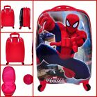 """New Kids Spider-Man Wheeled Suitcases Rolling Luggage 18""""/H47*L33*W23cm"""