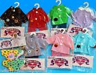 "BABY DOLL'S RAINSUIT SETS For 12"" DOLLS In VARIOUS COLORS 2005 GREENBRIER"
