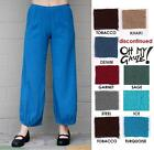 OH MY GAUZE Cotton SUGAR Harem Pant 1 (S/M) 2 (L/XL) 3 (1X/2X) DISC. COLORS