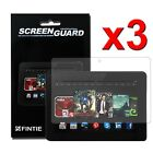 3x HD Clear Premium Screen Protector for Amazon Fire Tablets Kindle E-Readers