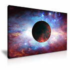 Space Explosion Modern Canvas Music Poster Wall Art Deco ~ 9 Sizes