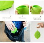 Creative Silicone Leaf Shape Camping Hiking Home Use Pocket Cup Mug 3Colors - LD