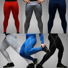 Mens Thermal Compression Under Skin Tight Fitness Long Leggings Base Layer Pants