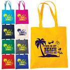 This Is My Beach Essentials Bag Shopper Tote - Summer Holiday Sunny Fashion Bags