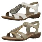 Ladies Remonte Sling Back Sandals R3655