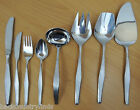 Unknown Maker or Pattern18-8 Stainless Flatware Textured Handle Your Choice