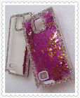 S*ACT Glitter Quicksand Liquid  crystal Case apple iphone samsung note 3 note 4
