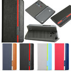 Luxury Flip Leather Stand Case Wallet Cover For Huawei Tribute Fusion 3 Y536A1