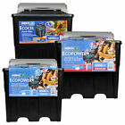 HOZELOCK ECOPOWER POND FILTER UV UVC K3 MEDIA FILTRATION GARDEN WATER KOI FISH