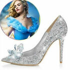Fashion-Ladies-Pumps-Cinderella-Diamond-Crystal-Shoes-Wedding-Party-Shoes-