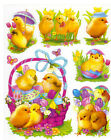 Window Picture Window Sticker Window Decor Wall Sticker Sticker Easter Natural