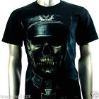 Rock Eagle T-Shirt Sz M L XL 2XL 3XL Tattoo Soldier Skull mma Biker RE85 D2