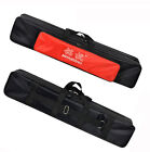 Fishing Fish Tackle Rod Hold Bag Carry Case 70/80/90cm Black/Army Canvas NEWEST
