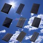 5V 0.2/0.5/1/1.2/1.5W Solar Panel Charger Power Bank Module for Cell Phone
