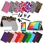 For LG G Pad 7.0 Tablet V400/V410/VK410 Folio Stand Case Smart Cover 7in1 Bundle
