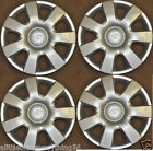 "Toyota compatible 4 New 15"" Hubcap Wheel Cover Fits Toyota Camry Yaris celica"