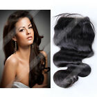 "7A Brazilian Unprocessed 4""x4"" Top Lace Closure 100% Virgin Human Hair Body Wave"