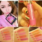 14 Colors Beauty Makeup Waterproof Lip Pencil Lipstick Lip Gloss Lip Cream HOAU