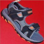 NEW Boy's Youth's NORTHSIDE Black/Orange Hiking Sport Water Beach Sandals Shoes