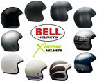 Bell Custom 500 Helmet Open Face 3/4 3 Snap XS S M L XL 2XL Closeouts $319.99 USD on eBay