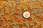 Brass Filigree Chandelier Connectors 20mm jewelry making charms pendants be29