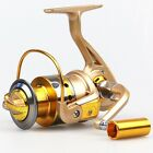 Fishing Reels HF5000-7000 10 BB 5.5:1 Spinning Fishing Reels metal folding arm