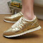 Men's Athletic Sneakers Casual Sports Running Fashion Flats Training Shoes