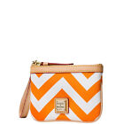 Dooney & Bourke Chevron Medium Wristlet