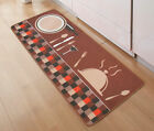 50x80cm area rug kitchen High quality Non-slip Waterproof kitchen rugs and carp