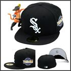 New Era Chicago White Sox Fitted Hat 2005 World Series Side Patch MLB 59fifty on Ebay