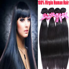 "US Brazilian Virgin Remy Human Hair Extensions 1 Bundle 100G 16""18""20""22"" B621"