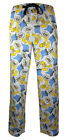 HOMER SIMPSON DOH! THE SIMPSONS LOUNGE PANTS PYJAMA BOTTOMS NIGHTWEAR SMLP001