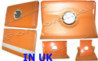 """360 Degree Rotating Leather Case Cover For Asus Google Nexus 7 7"""" 7 inch 1st Gen"""