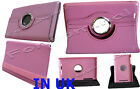 """For Asus Google Nexus 7 7"""" 7 inch 1st Gen 360 Degree Rotating Leather Case Cover"""