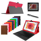 For Microsoft Surface 3 10.8-Inch Tablet Folio Stand Case Cover/Protector/Stylus