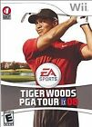 Tiger Woods PGA Tour 08 Wii COMPLETE