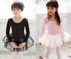 Pink Black Girl Ballet Tutu Dance Tutu Dress Party Wedding Skirt