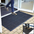 Entrance Mat Outdoor Rubber Indoor Large Door Mats Large Kitchen 2 Sizes BiGDUG