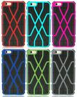 Spider Heavy Duty Anti Shock Protective Back Case Cover For iPhone 6 4.7