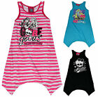 Girls Monster High Sleeveless Casual Summer Kids Dress New Years 8 10 12 14