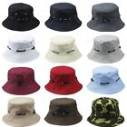 Kyпить Unisex Men Women Summer Bucket Hat Flat Hunting Fishing Fisherman Outdoor Cap  на еВаy.соm