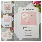 APRIL Handmade Invitations *Wedding, Birthday, Party, All Occasions* Pack Of 10