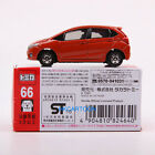 TAKARA TOMY TOMICA 66-2 HONDA FIT DIECAST CAR - 2 COLOR CHOSE