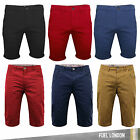 Mens Chino Shorts Cargo Combat Summer Cotton Work Half Pants Casual Designer New