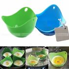 Silicone Egg Poacher Cook Poach Pods Kitchen Cookware Tool Poached Baking Cup