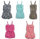 Baby Girl Romper Dress Toddlers Sleeveless Summer Clothing Infant Cute Jumpsuit
