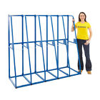 Extendable Vertical Industrial Storage Shelving Racking Organiser Rack BigDug